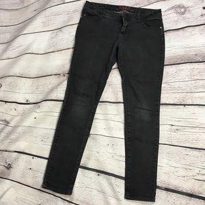 Elle black skinny jeans size 10